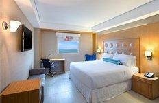 Aloft Hotel Zimmer