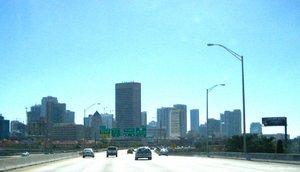 Anfahrt auf Miami
