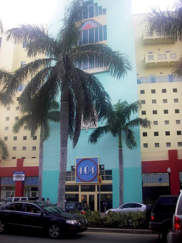 Club 404 in Miami